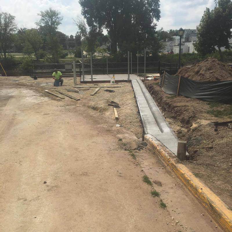 2018 River Wall Rehabilitation Project Norcon Corp